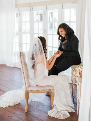 why should should hire a bridal stylist - melissa chataigne