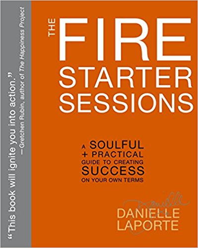 Fire starter session book