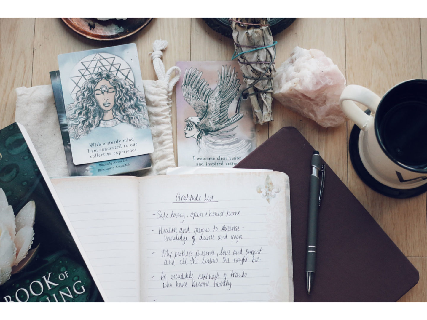 PRACTICAL TIPS FOR CREATING A SELF-CARE RITUAL