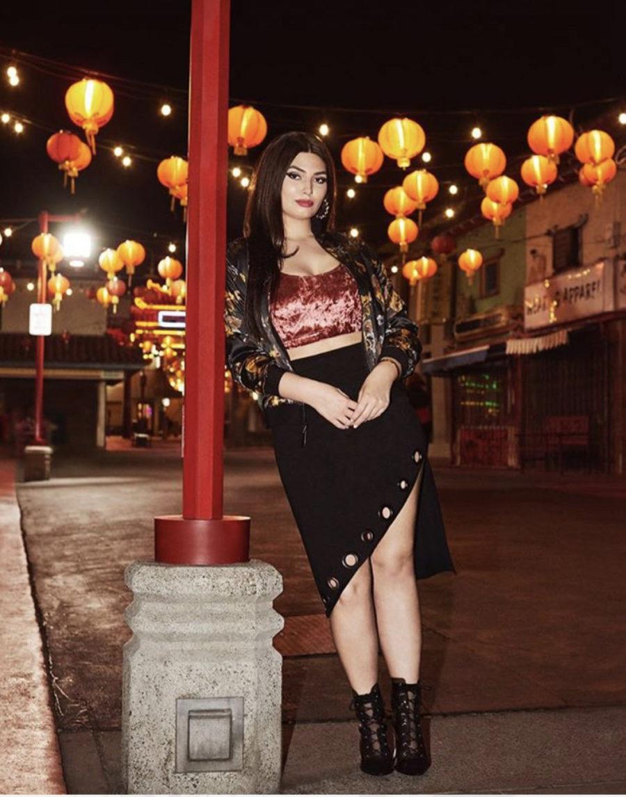 simone aviv chinatown chataigne styled