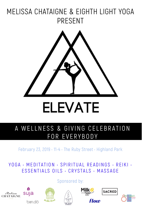 elevate inclusive wellness and yoga