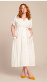 MARA HOFFMAN Ingrid Dress
