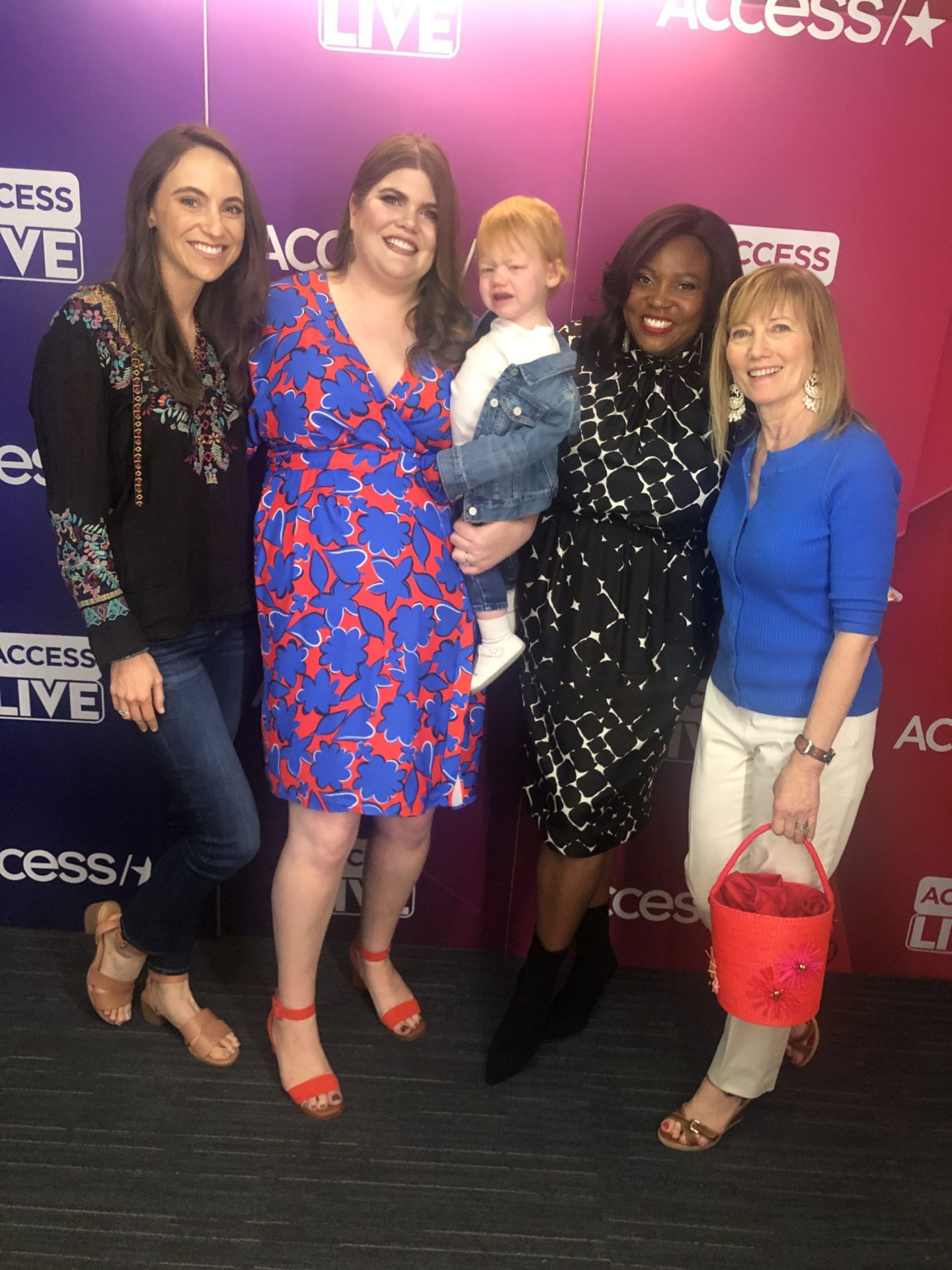 plus size mom makeover on access live