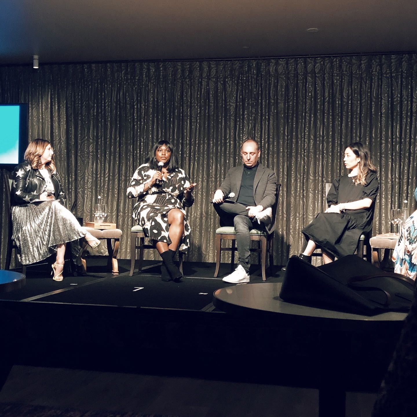 DIVERSITY & INCLUSION FASHION PANEL WITH 11 HONORÉ