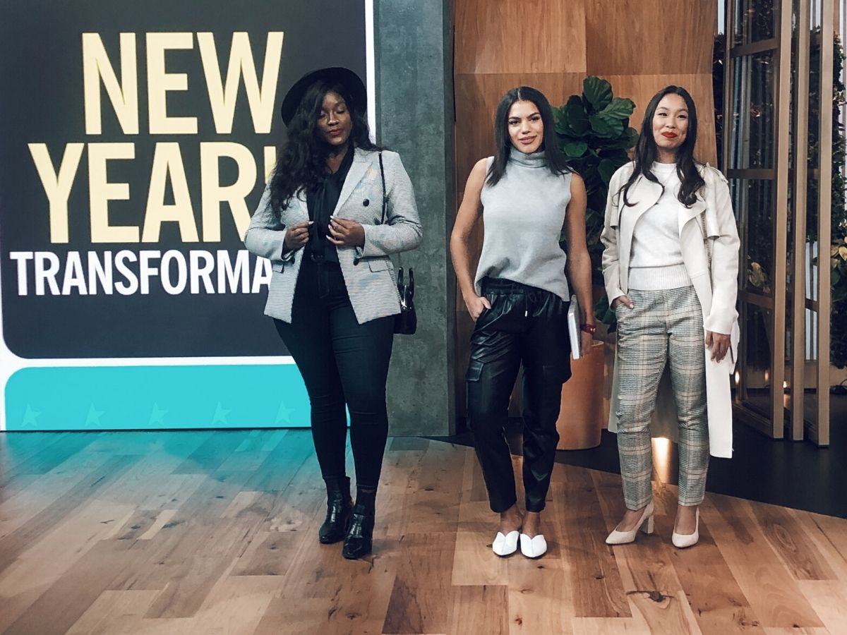 NEW YEAR STYLE TRANSFORMATIONS