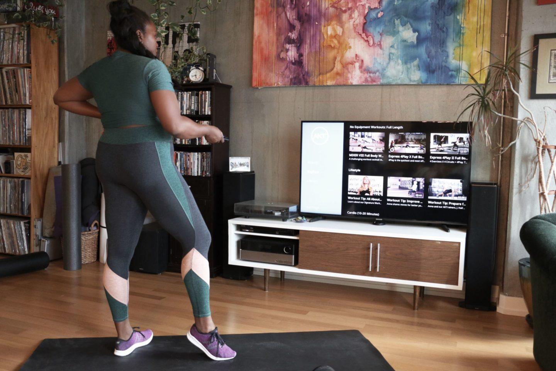 akt studio home workouts
