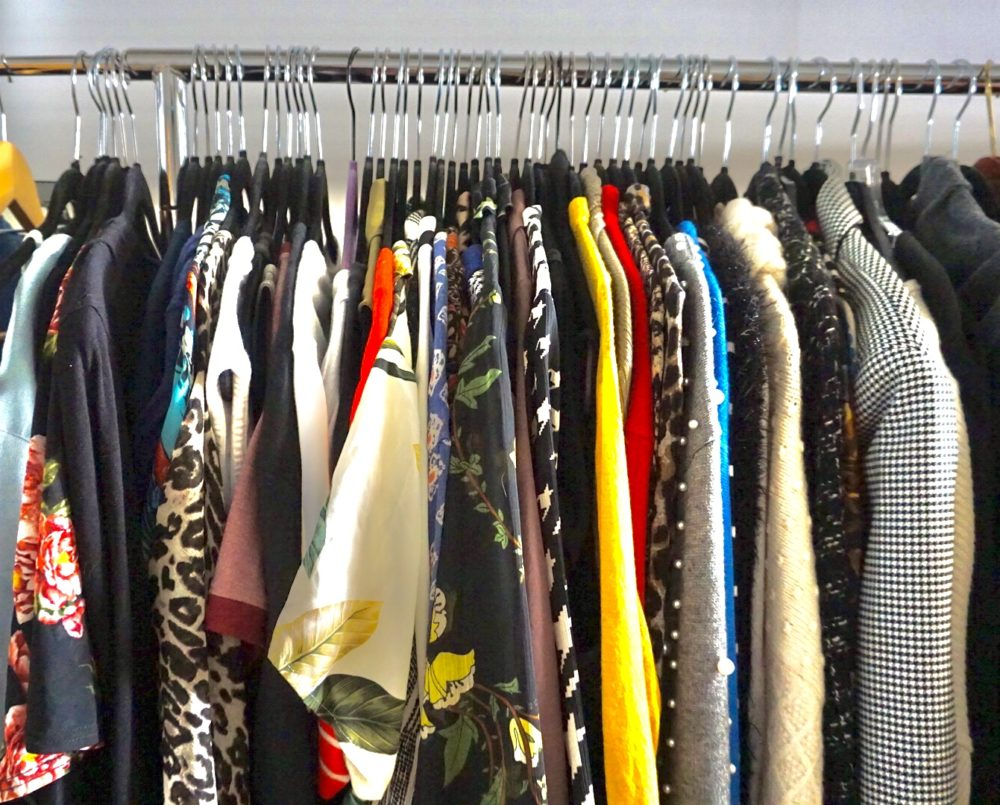 cleanse and purge your closet - 5 ways to stay sane