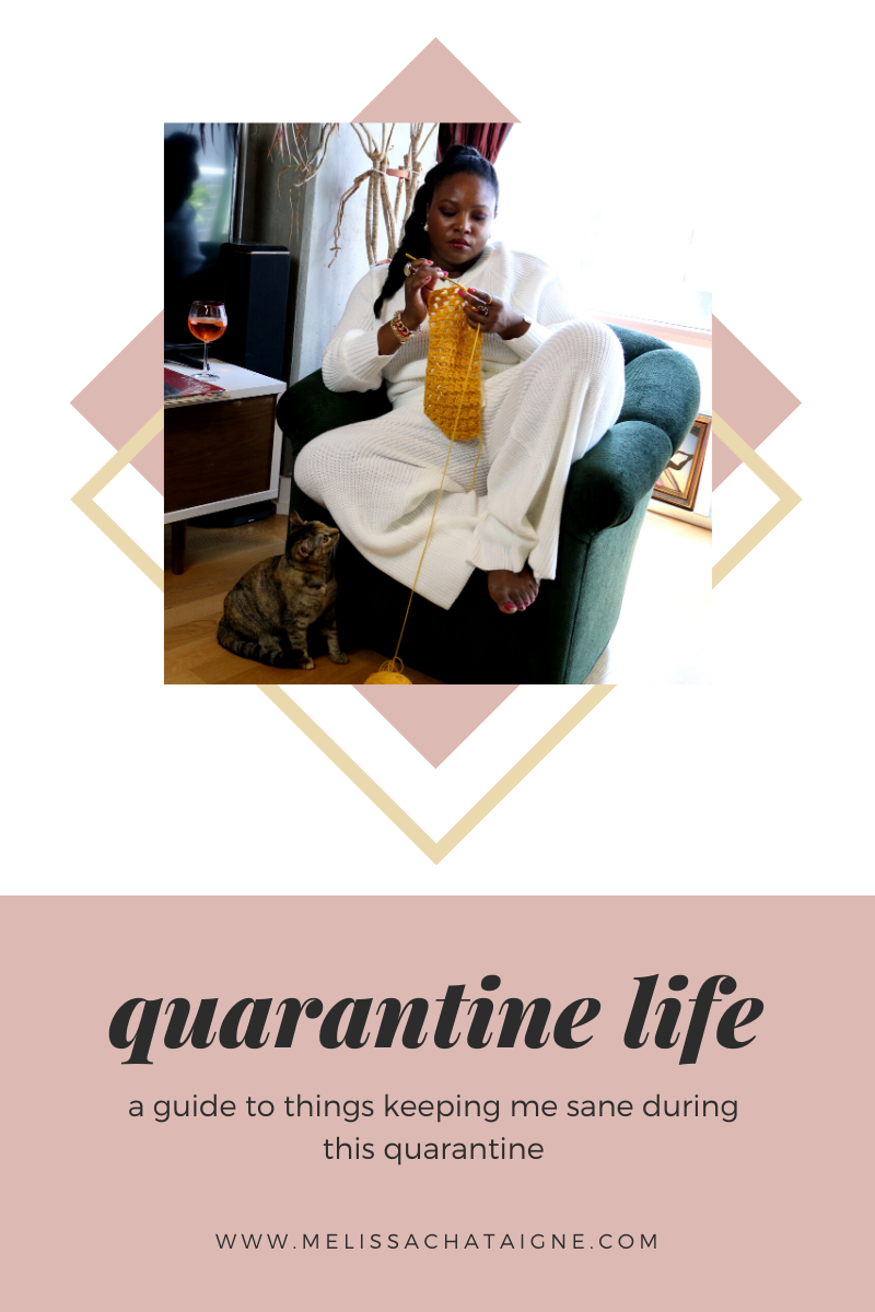 tips for staying sane during quarantine
