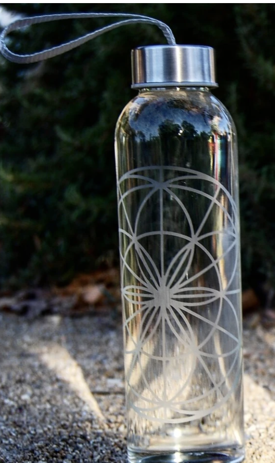 seed-of-life-glass-water-bottle