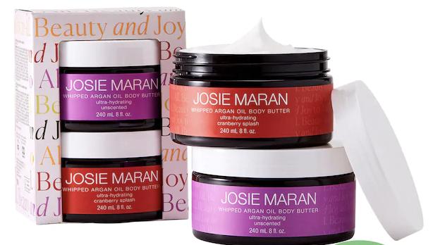josie maran whipped butter